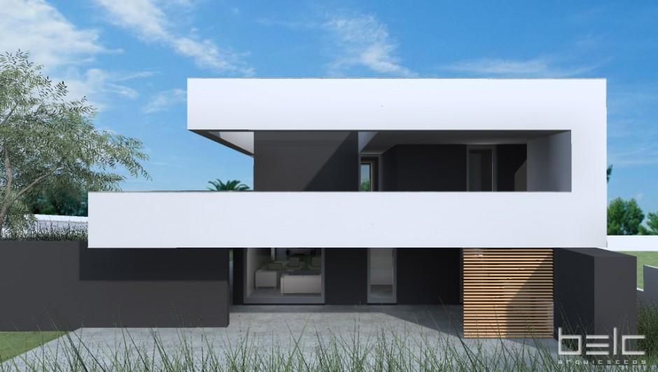 Moradia t4 portim o belc arquitectos portim o algarve for Arquitecto t4