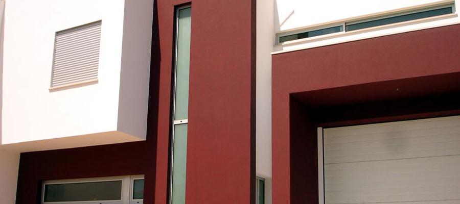 Moradia t4 piscina parchal lagoa belc for Arquitecto t4