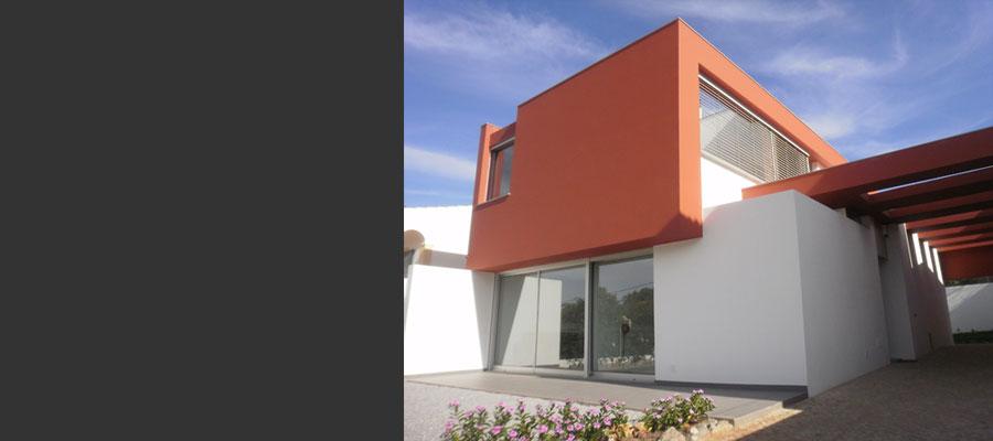 Moradia t4 mexilhoeira grande belc arquitectos for Arquitecto t4