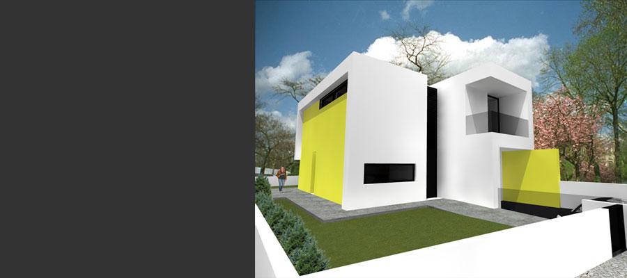 House t4 estombar lagoa belc arquitectos for Arquitecto t4