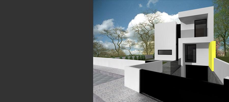 Moradia t4 estombar lagoa belc arquitectos for Arquitecto t4