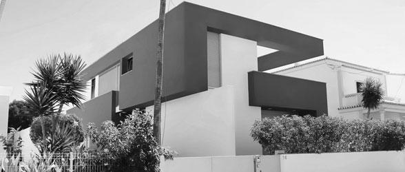 Moradia t4 l14 alvor portim o belc arquitectos for Arquitecto t4
