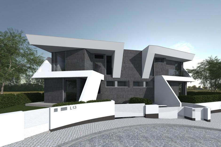 Moradia t3 estrada de alvor 13 portim o belc for Arquitecto t4