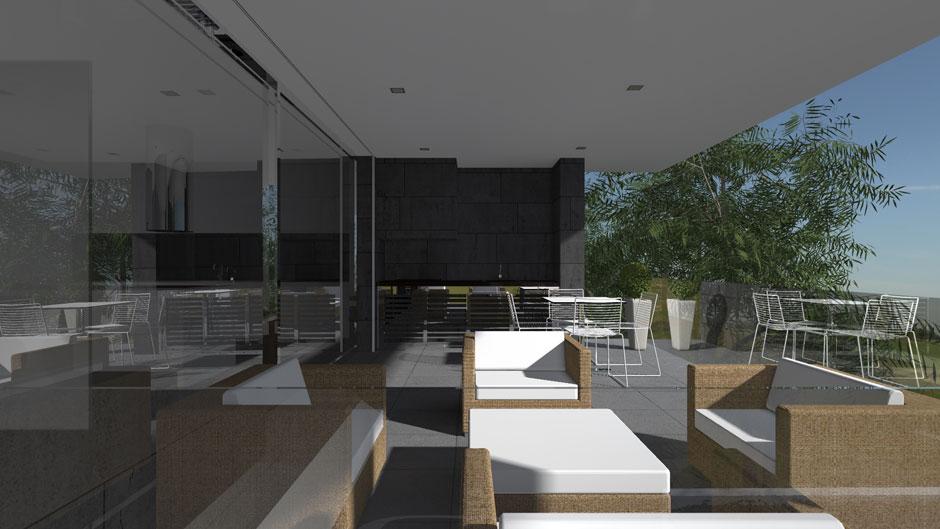 Moradia t4 vale lagar portim o belc arquitectos for Arquitecto t4