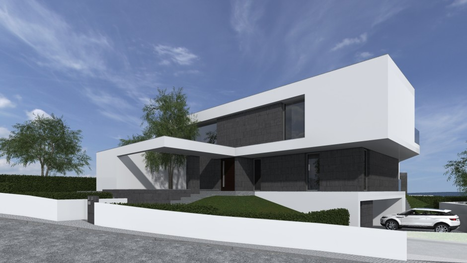 Moradia t5 gal albufeira belc arquitectos portim o for Arquitecto t4