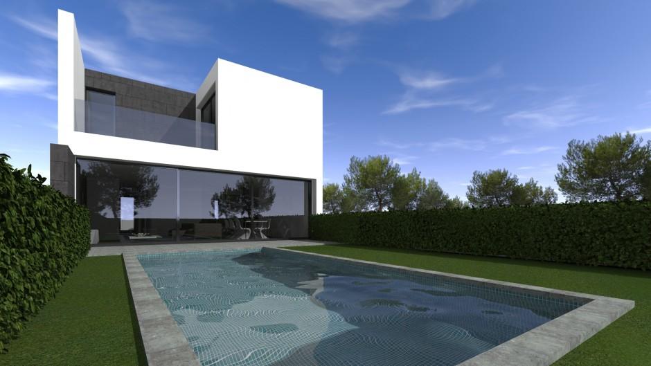 Moradia t4 penina alvor belc arquitectos for Arquitecto t4